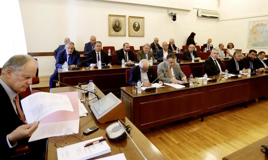 Βουλή: H Διάσκεψη των Προέδρων κρίνει την ηγεσία της Δικαιοσύνης