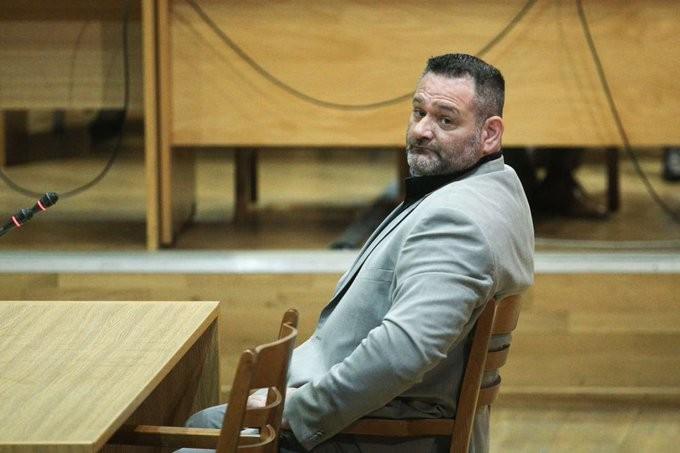 Δίκη ΧΑ: Είμαι υπερήφανος εθνικιστής, τόνισε ο Λαγός