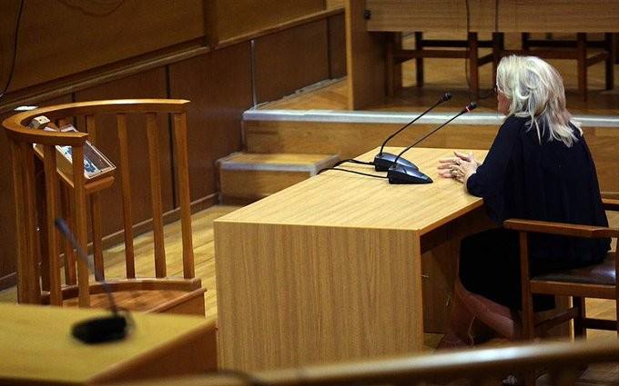 Δίκη ΧΑ: Για «πολιτική δίωξη» μίλησε η Ζαρούλια