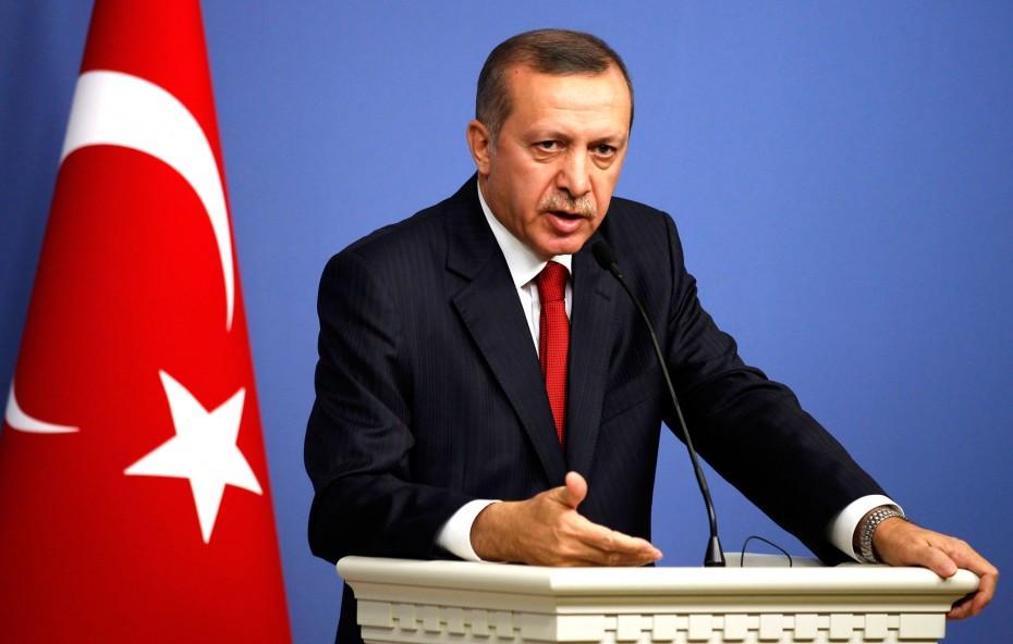 Ερντογάν: Θα σπάσω τα κεφάλια των Κούρδων, αν δεν αποσυρθούν