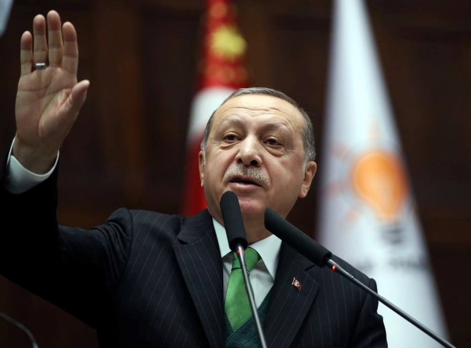 Νέες απειλές Ερντογάν κατά Ευρώπης για «ανοιχτές κάνουλες»