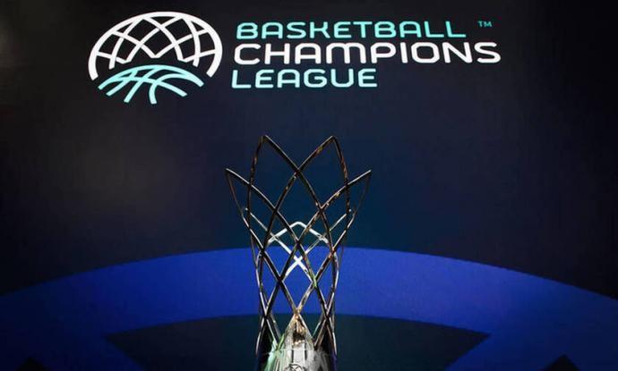 Από την ΕΡΤ οι αγώνες του Basketball Champions League