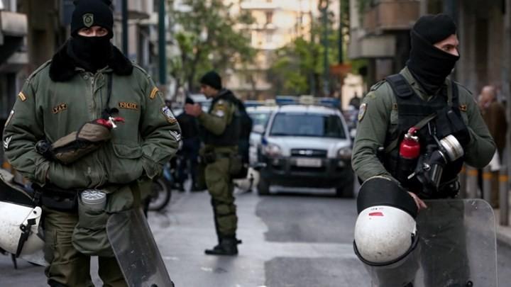 Νέα επιχείρηση της ΕΛΑΣ στα Εξάρχεια - 5 συλλήψεις