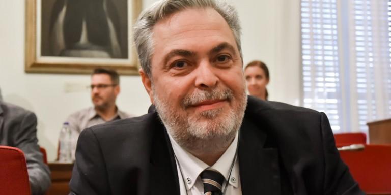 Ο Δημήτρης Φιλίππου νέος πρόεδρος του ΕΟΦ