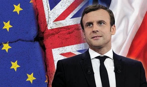 Ολοκληρώνεται η συμφωνία για το Brexit, ανέφερε ο Μακρόν