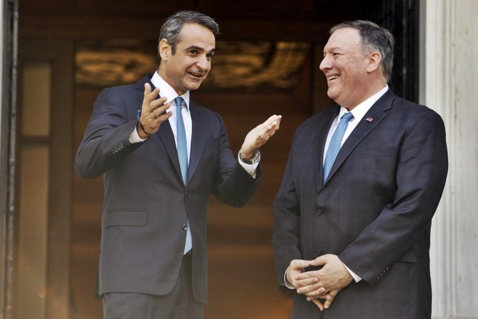Νέοι έπαινοι των ΗΠΑ για τη στρατιωτική συνεργασία με την Ελλάδα