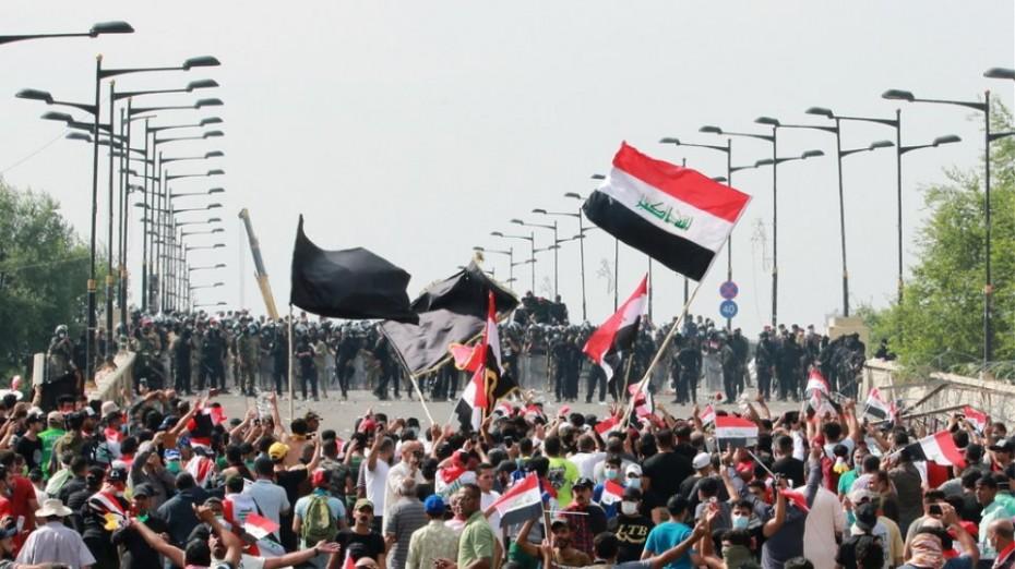 Ιράκ: Τουλάχιστον 24 οι νεκροί στις αντικυβερνητικές διαδηλώσεις