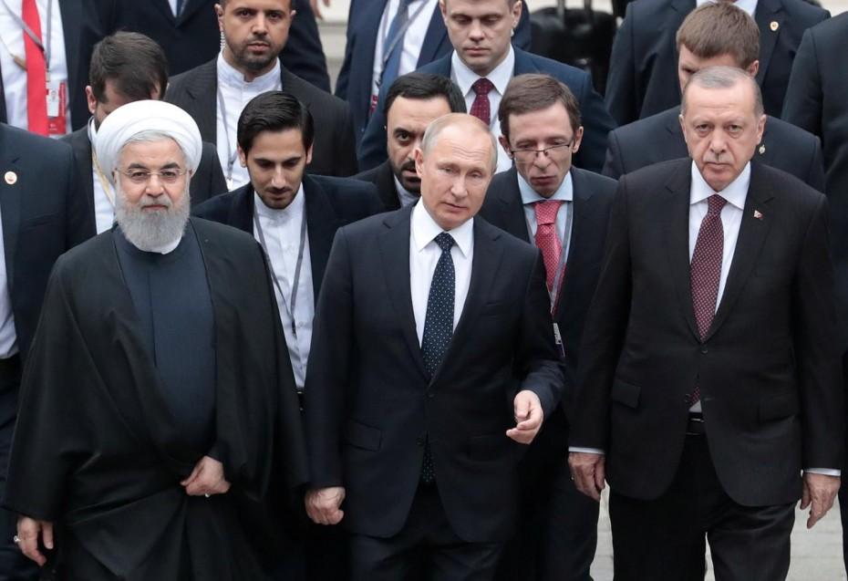 Ρωσία και Ιράν έτοιμοι  να διευκολύνουν τις συνομιλίες στη Συρία