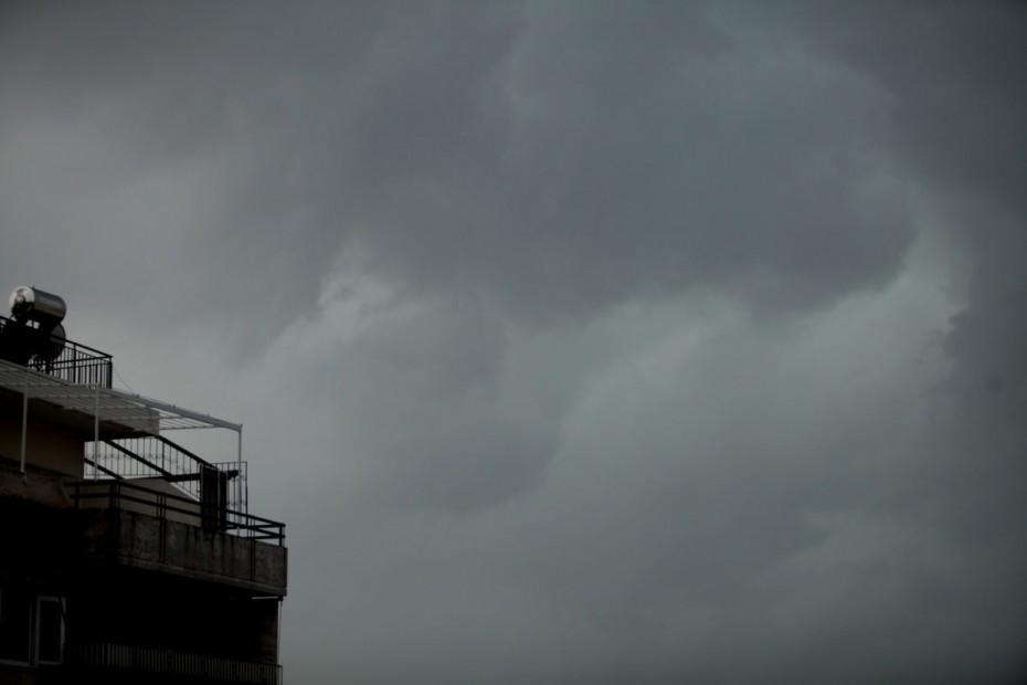 Με συννεφιά ο καιρός της Τετάρτης
