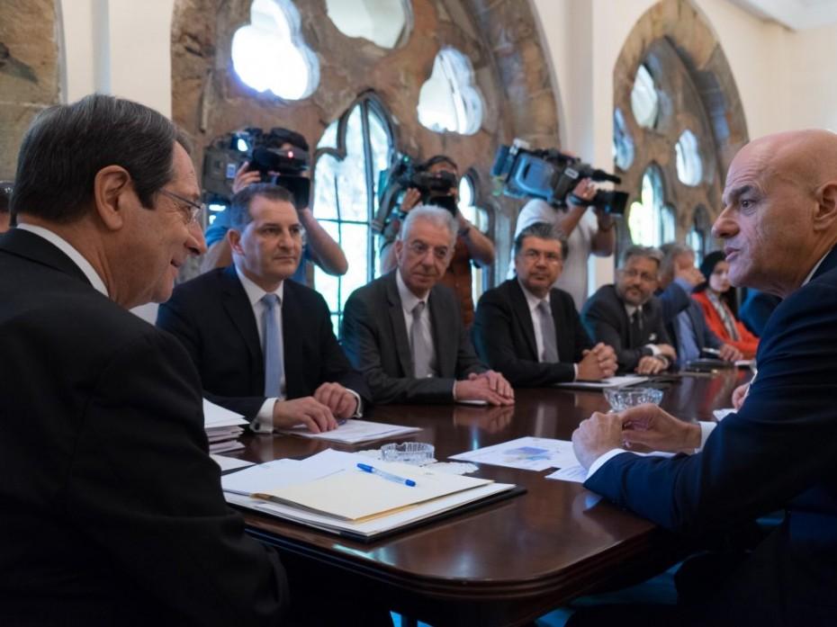 Κυπριακή ΑΟΖ: Η ENI δεν κάνει γεωτρήσεις όσο υπάρχουν τουρκικά πλοία
