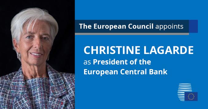 Η Σύνοδος Κορυφής ενέκρινε την Λαγκάρντ στη διοίκηση της ΕΚΤ