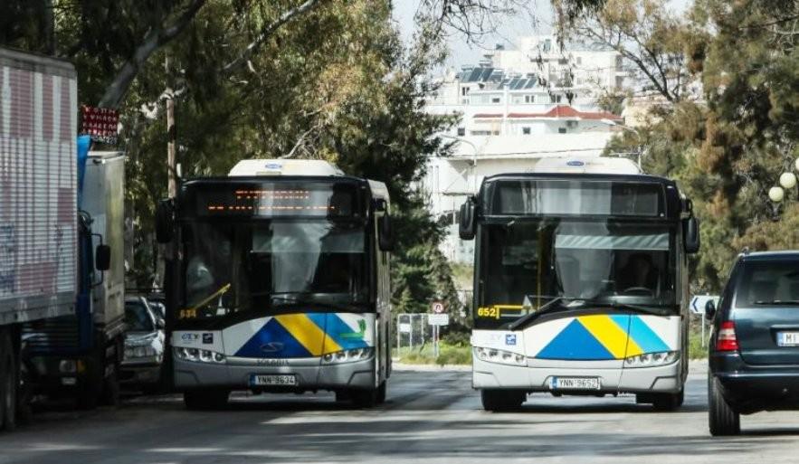 ΟΑΣΑ: Τι αλλάζει στις γραμμές των λεωφορείων από τη Δευτέρα