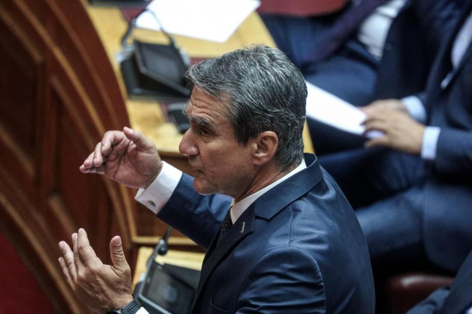 Κανένα όριο στο ψέμα και τη δημαγωγία του Τσίπρα, τόνισε ο Λοβέρδος