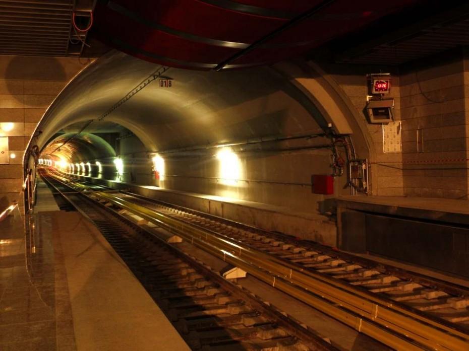 «Τρέχει» η επέκταση του Μετρό - Δείτε τους 15 σταθμούς από Βεϊκού έως Γουδή