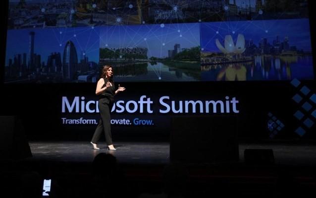 Τέλος από την ηγεσία της Microsoft Ελλάδος η Πέγκυ Αντωνάκου