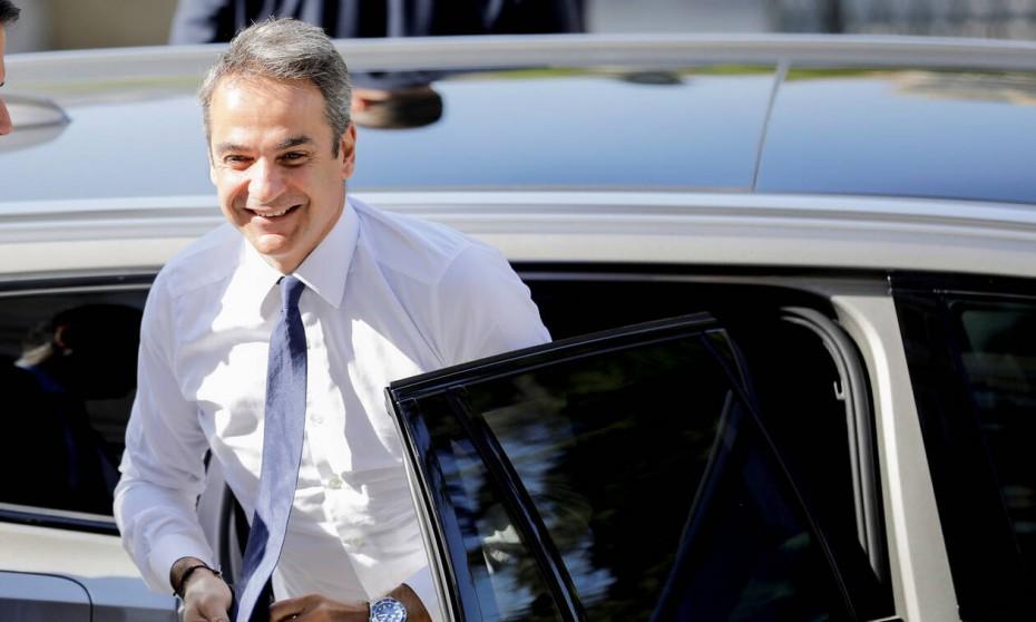 Με «βαριά» ατζέντα στην πρώτη Σύνοδο ως πρωθυπουργός ο Κ. Μητσοτάκης