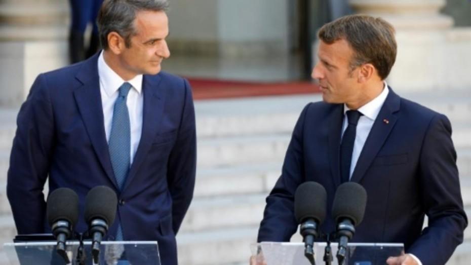 Ακυρώνεται η επίσκεψη του Μητσοτάκη στο Παρίσι