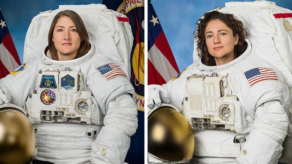 Έγινε ο πρώτος διαστημικός περίπατος μόνο από γυναίκες