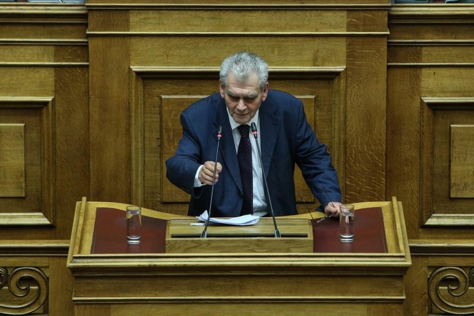 Με «προδότες» και «εκτελέστε με» ο Παπαγγελόπουλος για την προανακριτική