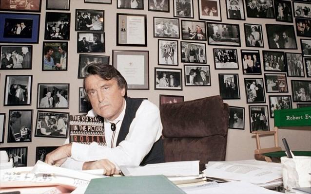 Πέθανε ο κινηματογραφικός παραγωγός Ρόμπερτ Έβανς