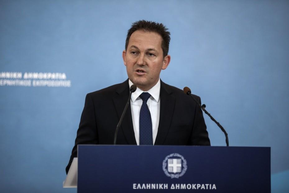 Μήνυμα της κυβέρνησης για «κανένα οικονομικό μετανάστη στην Ελλάδα»