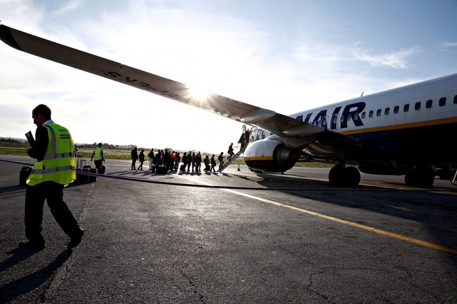 Νέο δρομολογίο Κεφαλονιά - Μπολόνια από τη Ryanair