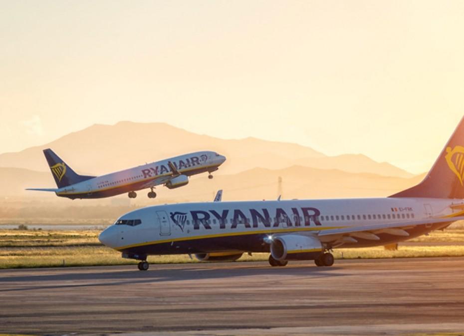 Ryanair: 14 νέα δρομολόγια από και προς Ελλάδα