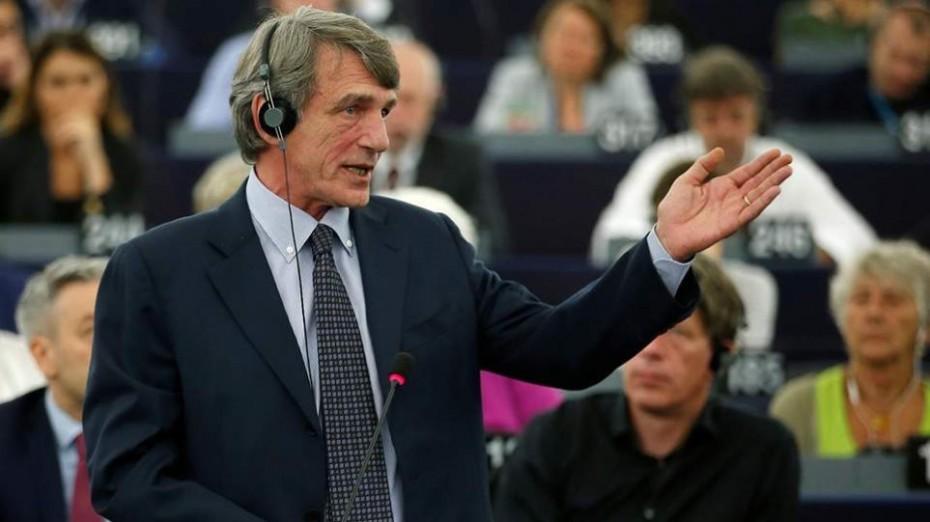 «Κολλημένες» οι συζητήσεις για το Brexit, είπε ο πρόεδρος του Ευρωκοικοβουλίου