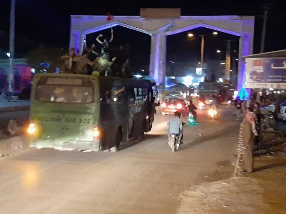 Συρία: Μπήκε στο Κομπάνι ο στρατός του Άσαντ