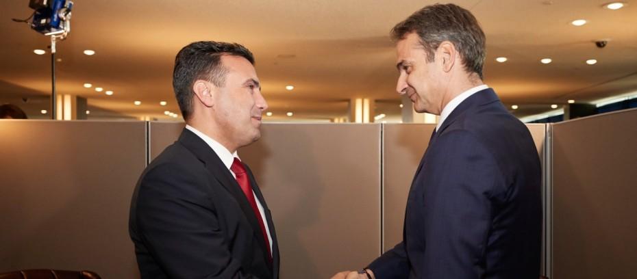 ΣΥΡΙΖΑ: Οβιδιακή κυβίστηση Μητσοτάκη για τη Συμφωνία των Πρεσπών