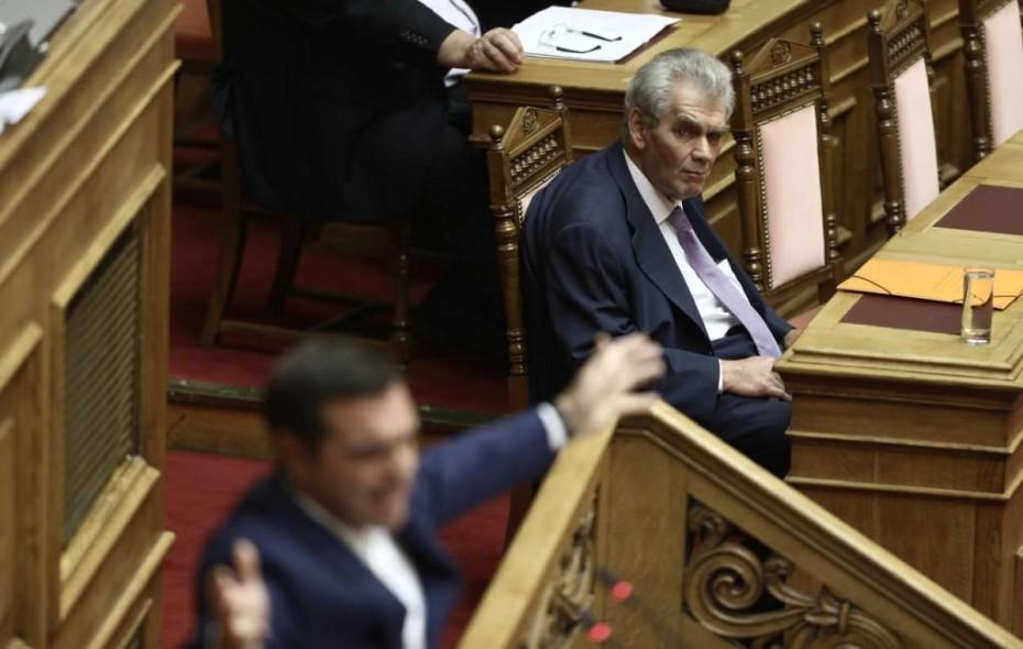 Ο ΣΥΡΙΖΑ κατά της κυβέρνησης για τις διαρροές στην ψηφοφορία της Βουλής