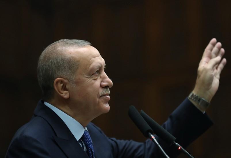 Δεν πρόκειται να φύγουμε από τη βόρεια Συρία, ξεκαθαρίζει ο Ερντογάν