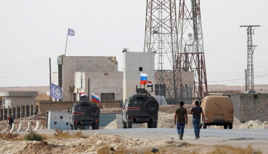 Την Παρασκευή αρχίζουν οι ρωσοτουρκικές περιπολίες στη Συρία
