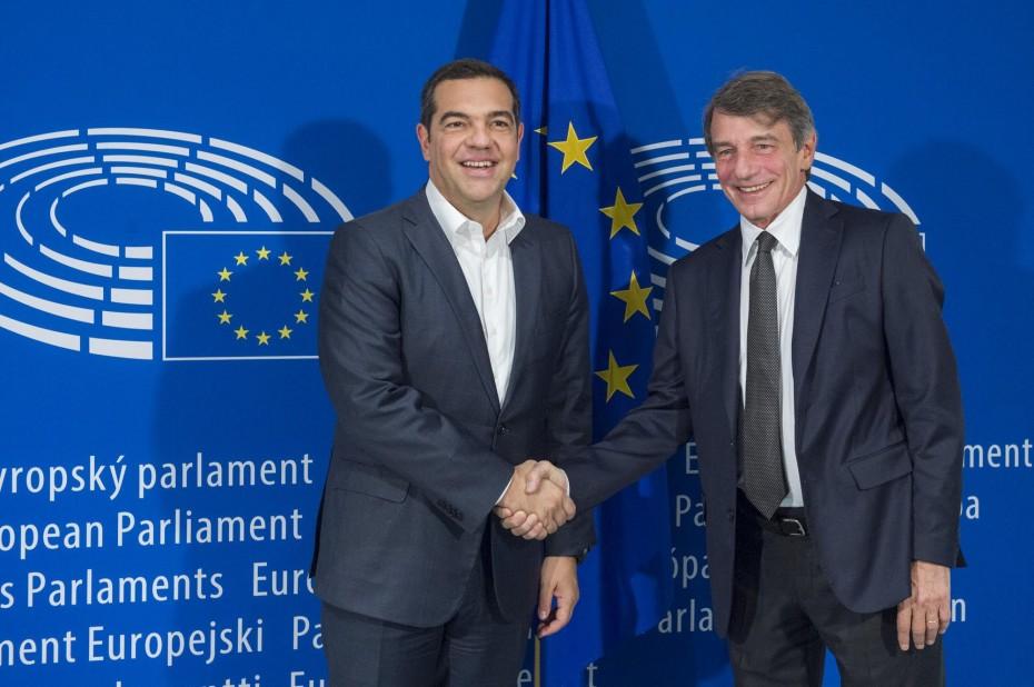 Επίθεση Τσίπρα στην ΕΕ για τη Βόρεια Μακεδονία
