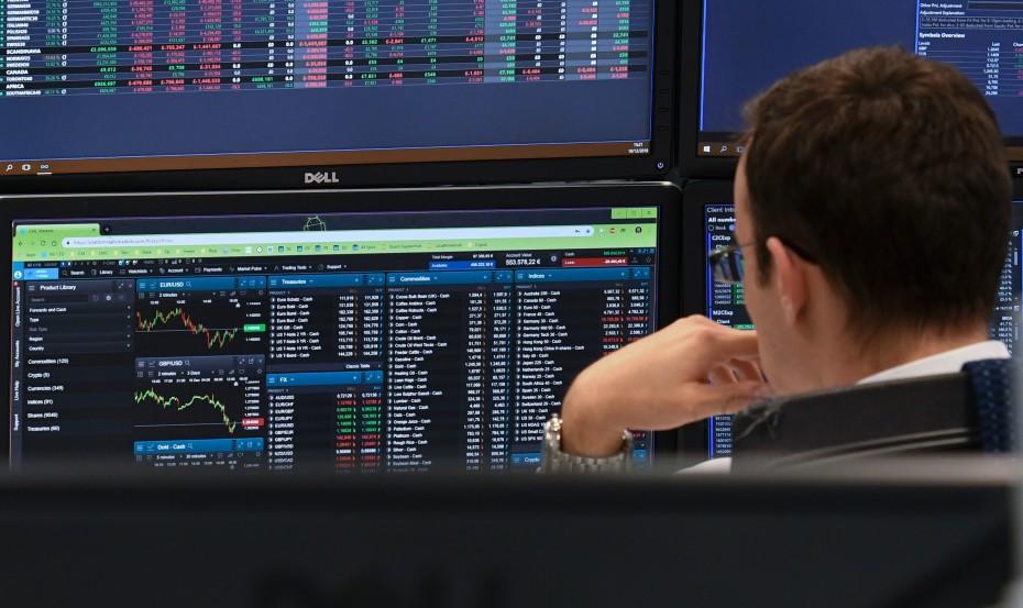 «Αέρας» κερδών στη Wall Street από τα τραπεζικά αποτελέσματα
