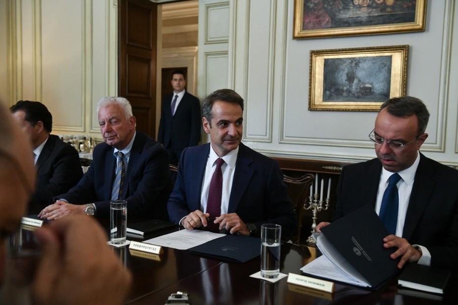 Με 5 θέματα η ατζέντα του υπουργικού συμβουλίου την Πέμπτη