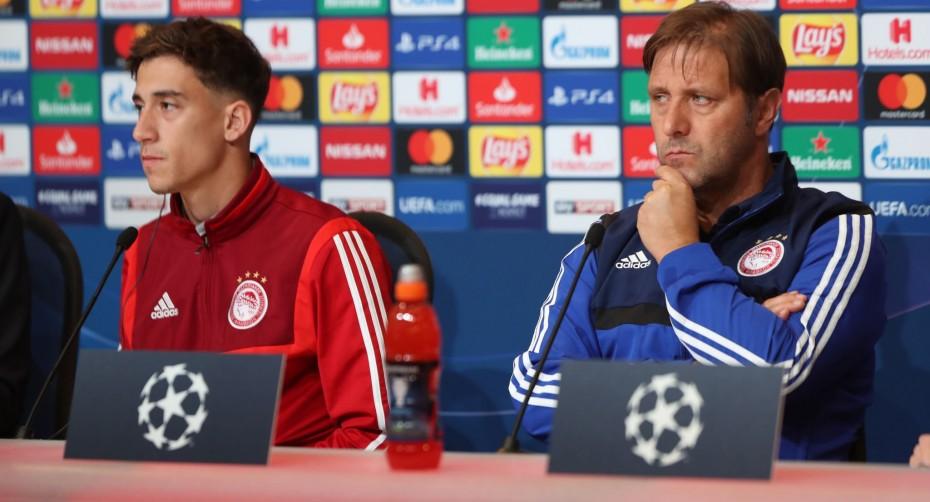 Champions League: Ο Μαρτίνς σκέφτεται για 11άδα τον Βαλμπουενά