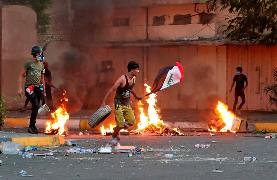 Πάνω από 10 νεκροί στο Ιράκ μέσα σε 24 ώρες