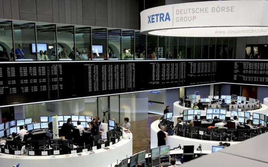 Με απώλειες το κλείσιμο των ευρωαγορών στην εβδομάδα