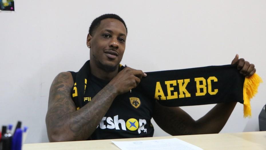 Η ΑΕΚ έφερε στην Ελλάδα «διπλό» πρωταθλητή του NBA
