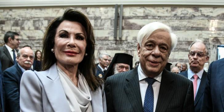 Συνάντηση Παυλόπουλου με Αγγελοπούλου για την «Ελλάδα 2021»