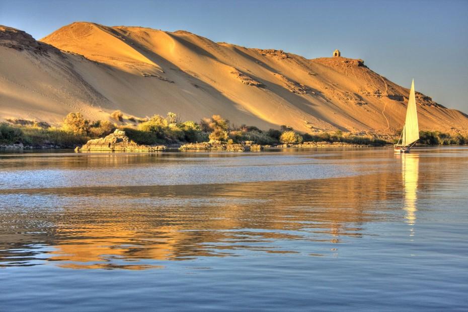 Ο ποταμός Νείλος έχει ηλικία 30 εκατ. ετών, σύμφωνα με νέα έρευνα