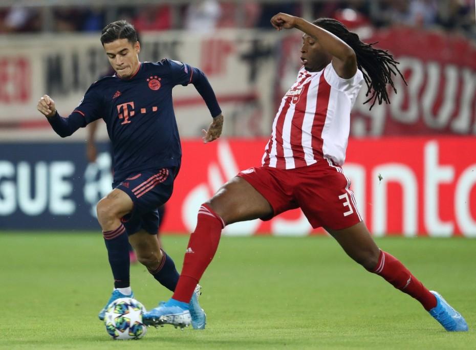 Champions League: Χωρίς απουσίες ο Ολυμπιακός στην Μπάγερν