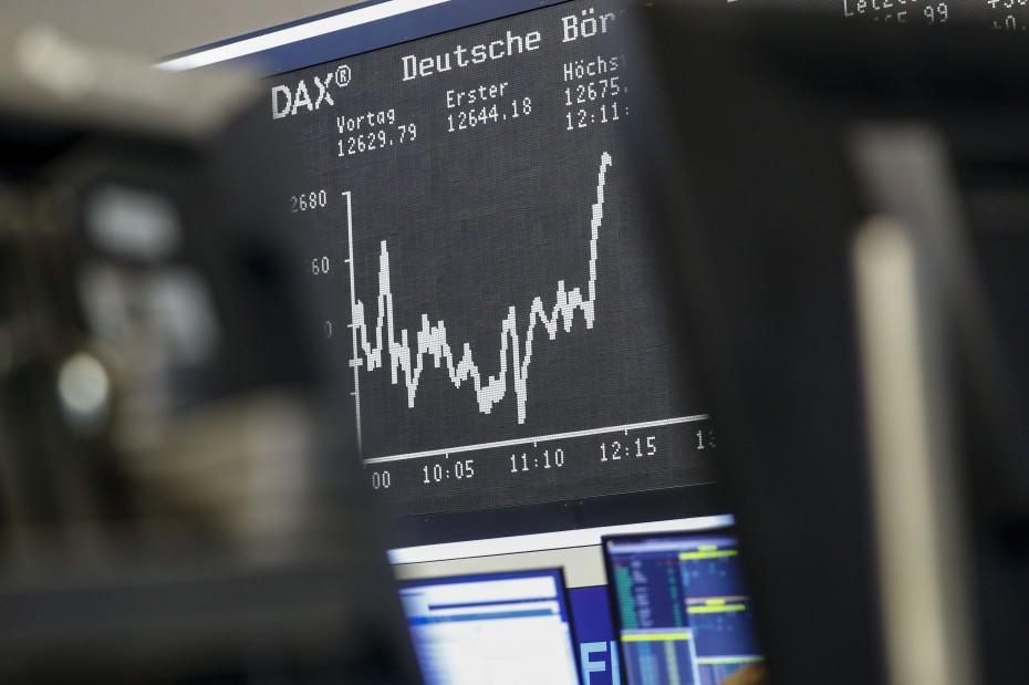 Με απώλειες το «άνοιγμα» των ευρωαγορών στην εβδομάδα