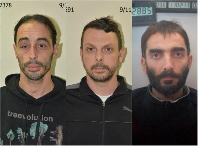 Στη δημοσιότητα στοιχεία των συλληφθέντων για την «Επαναστατική Αυτοάμυνα»
