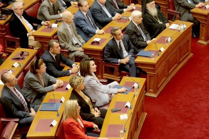 Ποια είναι τα μέλη της επιτροπής «Ελλάδα 2021»