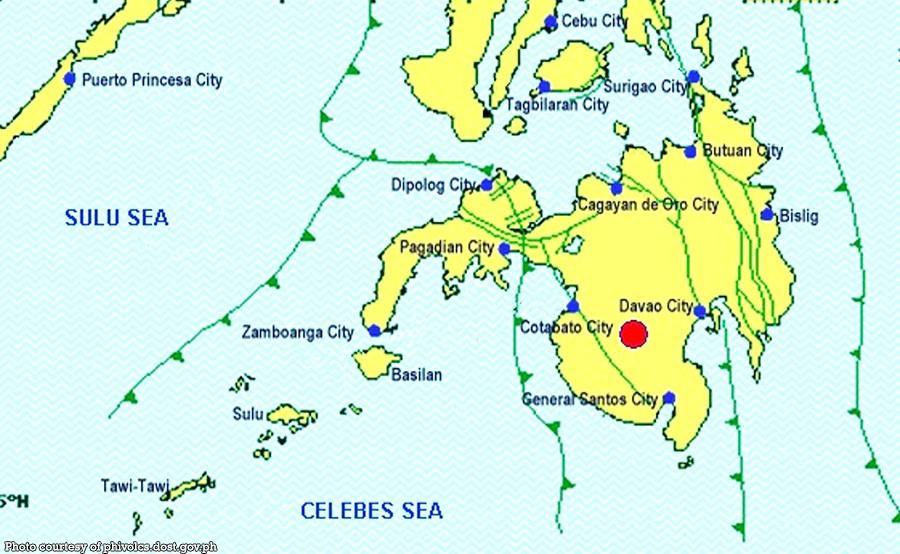 Σεισμός 5,9 στις Φιλιππίνες - Χωρίς αναφορές για νεκρούς
