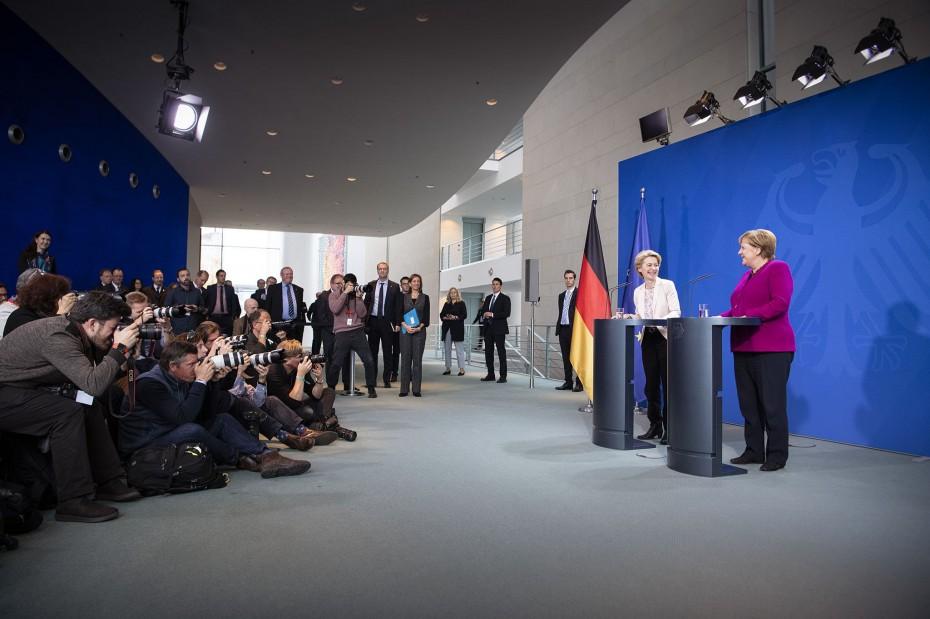 Συντονισμός Γερμανίας και Κομισιόν για την ευρωπαϊκή προοπτική της Β. Μακεδονίας
