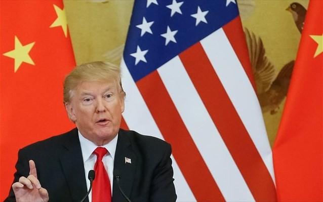 «Όχι» από Τραμπ σε σταδιακή άρση των δασμών στην Κίνα