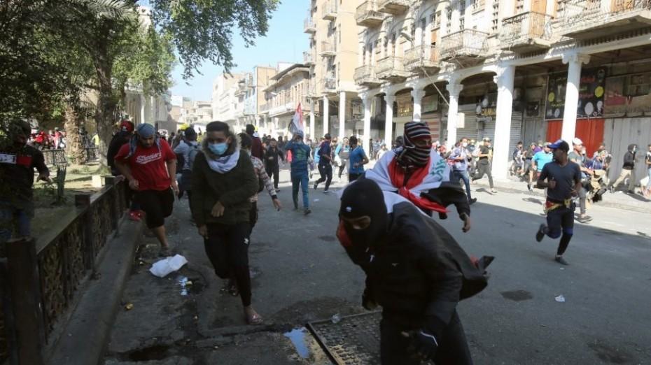Νέοι νεκροί από τις αντικυβερνητικές διαδηλώσεις στο Ιράκ